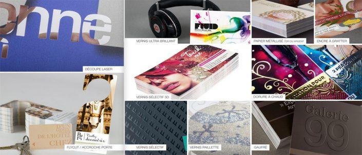 Imprimerie - fabrication flyers bordeaux gironde 33