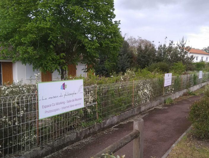 fabrication et pose de panneaux La Brede Bordeaux Sud 33